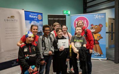 Deaf Youth Make Swimathon Fundraising Splash!