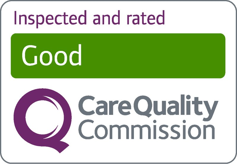 CQC Inspection Rating Good