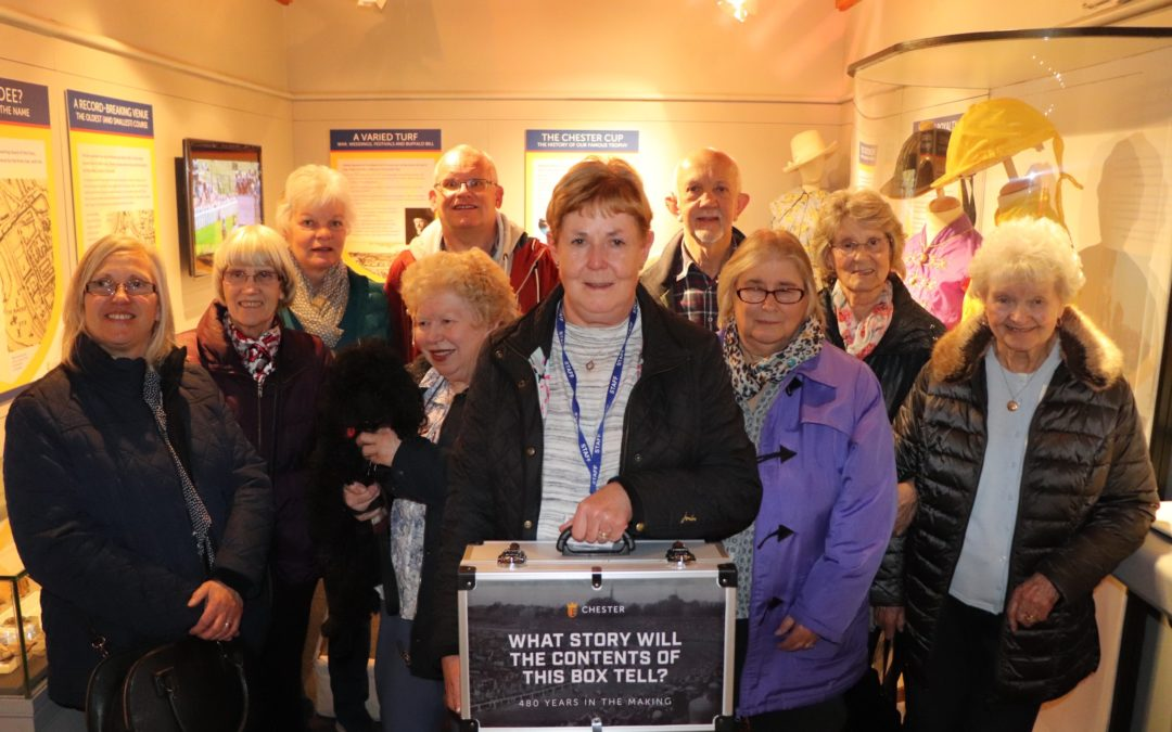 Memory Box Helps Dementia Patients Remember The Races