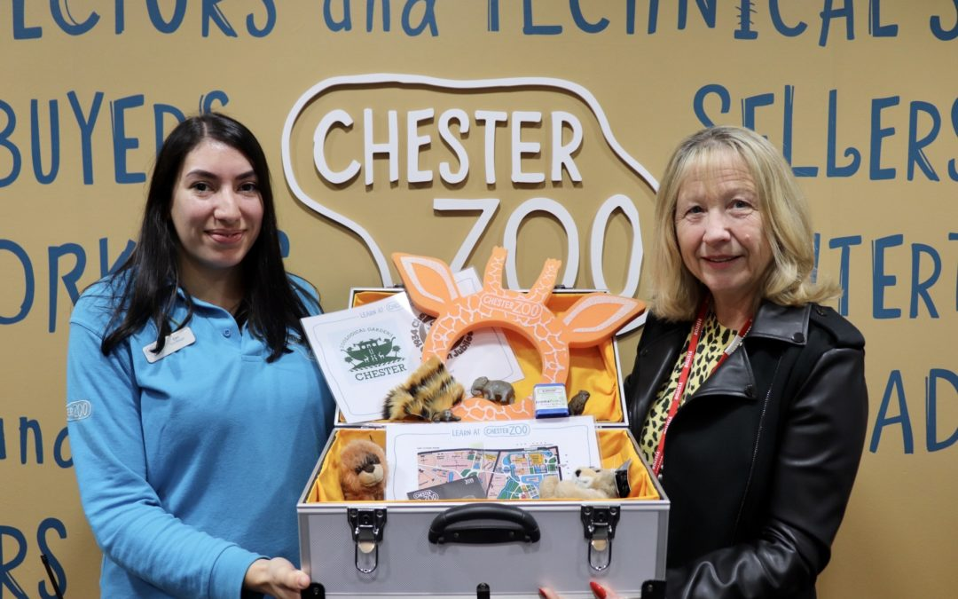 Zoo History Has Been Boxed Up For People With Dementia